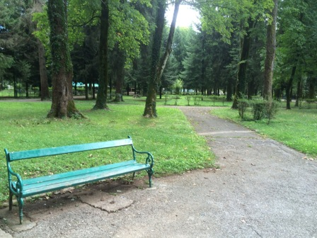 Cetinje Park