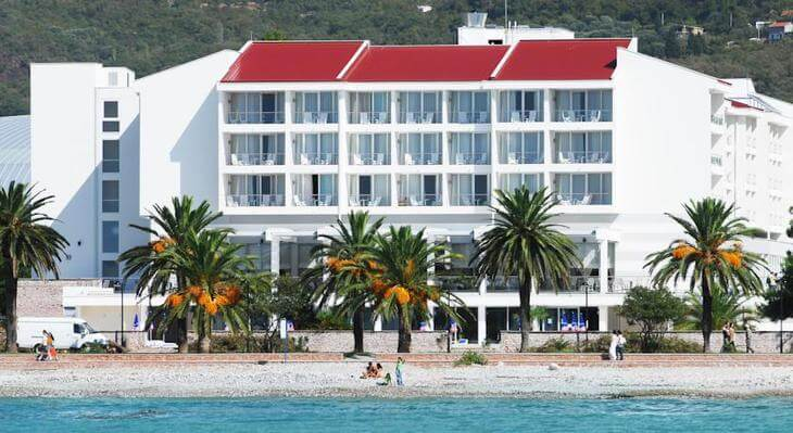 Hotel Princess, one of the top 10 hotels in Bar, Montenegro.