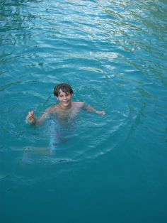 Swimming in lakes and rivers is just part of the Active Family Montenegro Holiday.