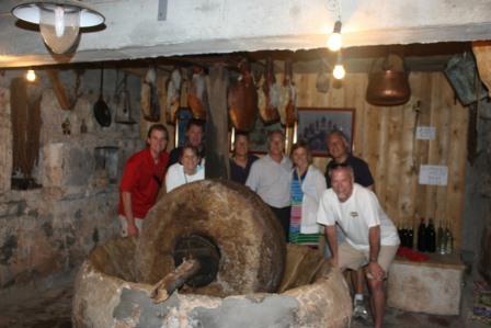 Lustica Peninsula olive mill