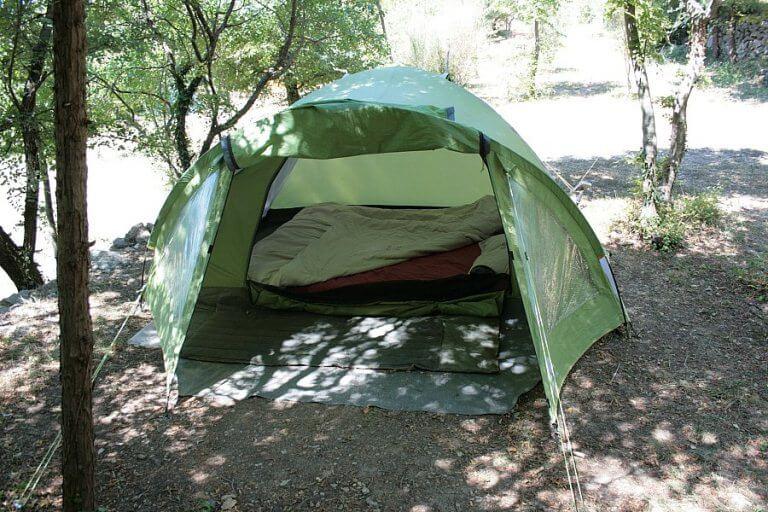 Camp Full Monte Snug Tent