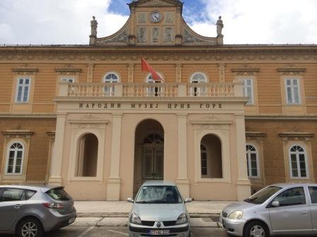 Cetinje Museum