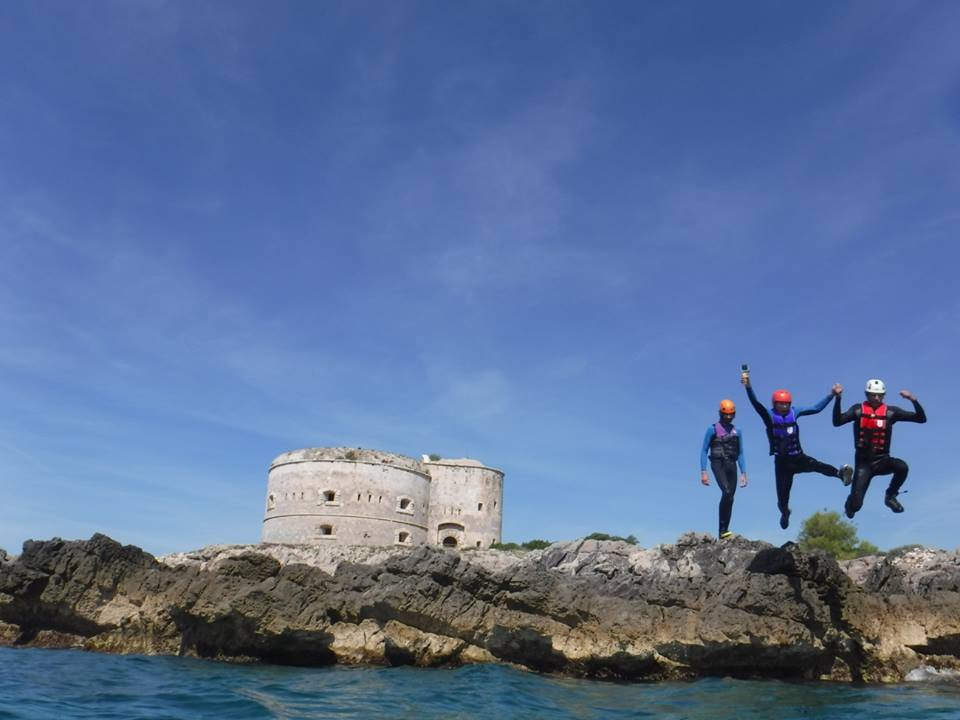 Montenegro Tours - Coasteering in Montenegro