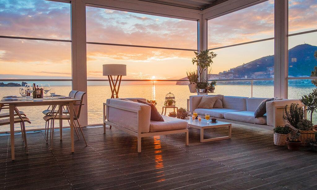 Dukley Beach Lounge, Budva, Montenegro
