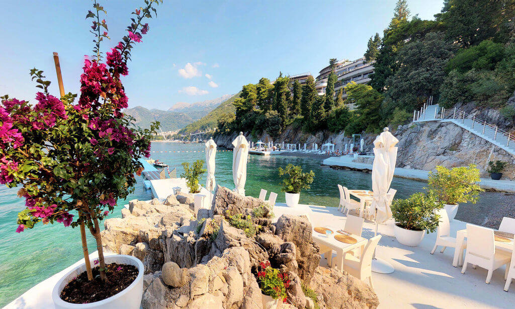 Dukley Hotel and Resort review. Is this the best hotel on the Budva Riviera in Montenegro?