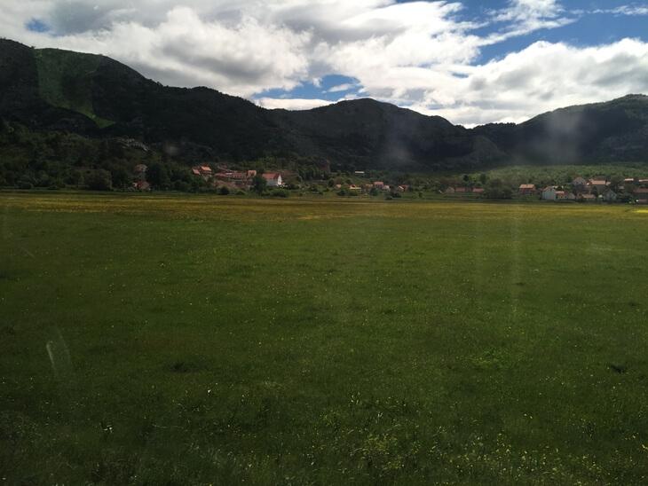 A scenic detour on the Great Montenegro Tour