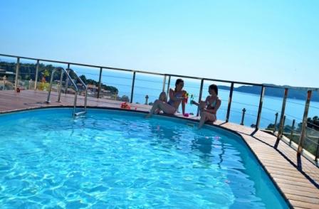 Hotel Residence pool
