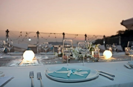 Hotel Residence rooftop dining