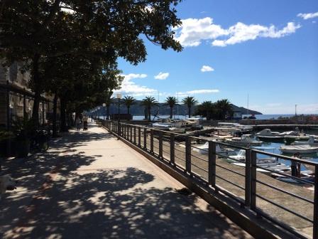 Herceg Novi promenade