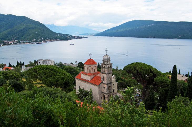 Herceg Novi Savina Monastery