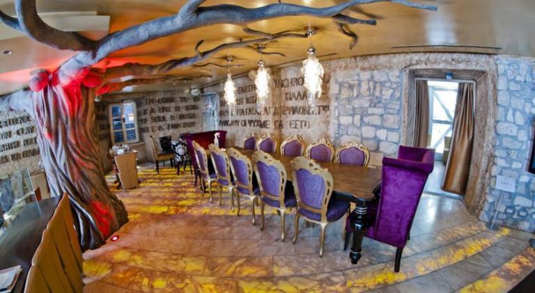 Hotel Astoria Kotor Restaurant