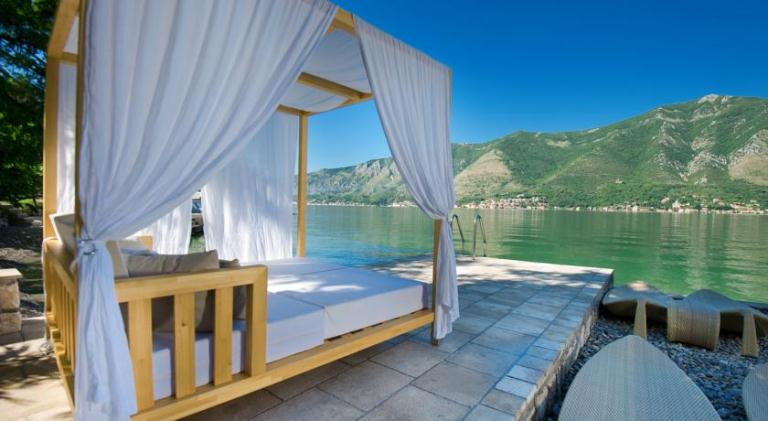 Hotel forza mare for Boutique hotel kotor
