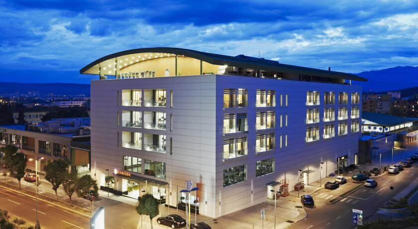 Although it's not a touristy city,  you'll find lots of excellent hotels in Podgorica.