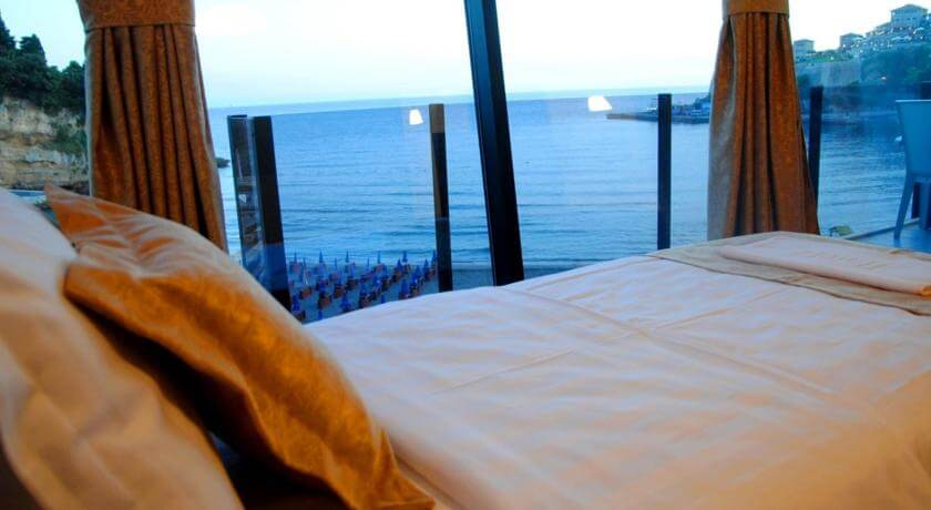 The best hotels in Ulcinj, Montenegro.