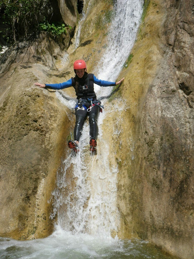 Canyoning in Medjurecje Canyon in Montenegro