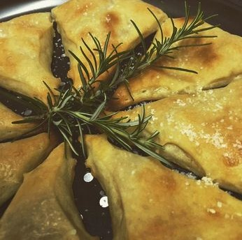 Try local specialties on a Lustica Peninsula tour - rosemary bread