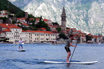 Stand Up paddle Montenegro