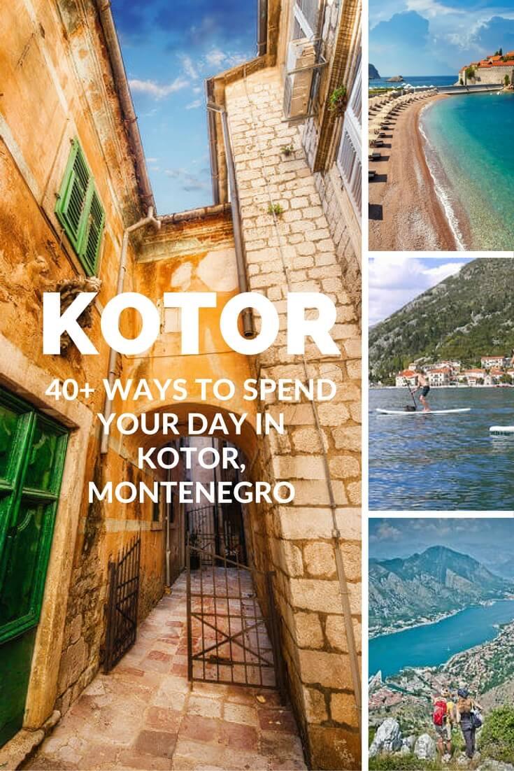 Kotor excursions