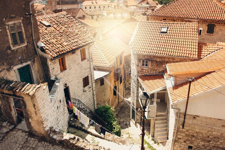 Montenegro tourism
