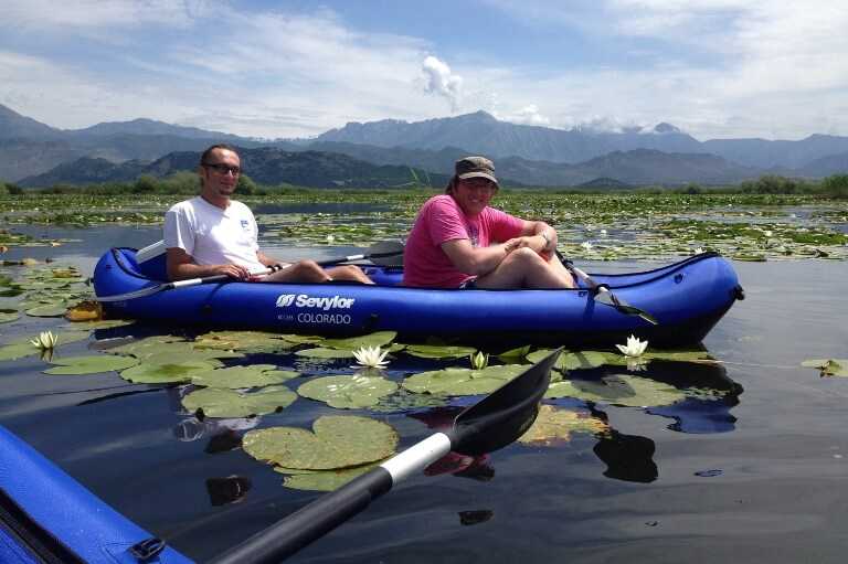 Lake Skadar Bird Watching