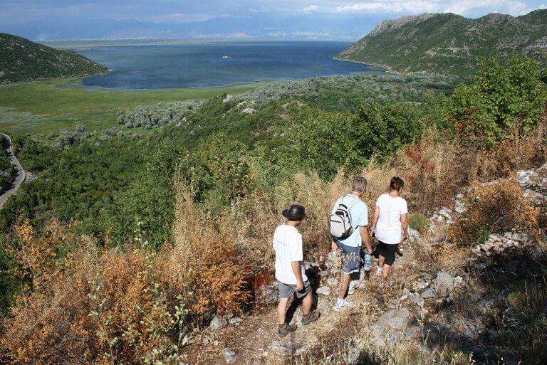 Lake Skadar Hike