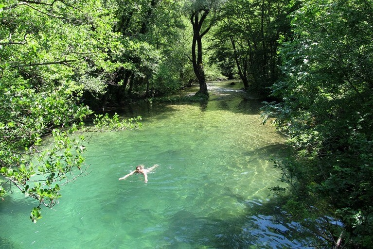 Discover secret hiking paths and freshwater pools on your Montenegro holiday.