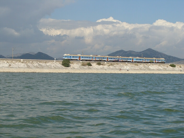 Lake Skadar Train