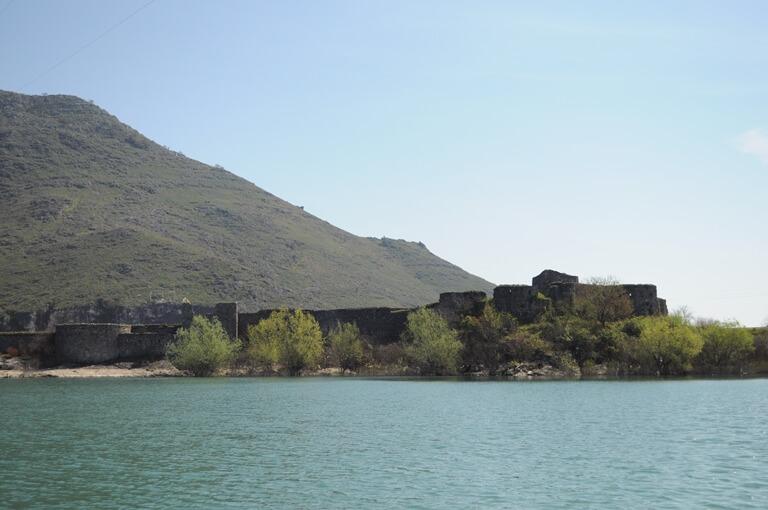 Lesendro, Lake Skadar, Montenegro