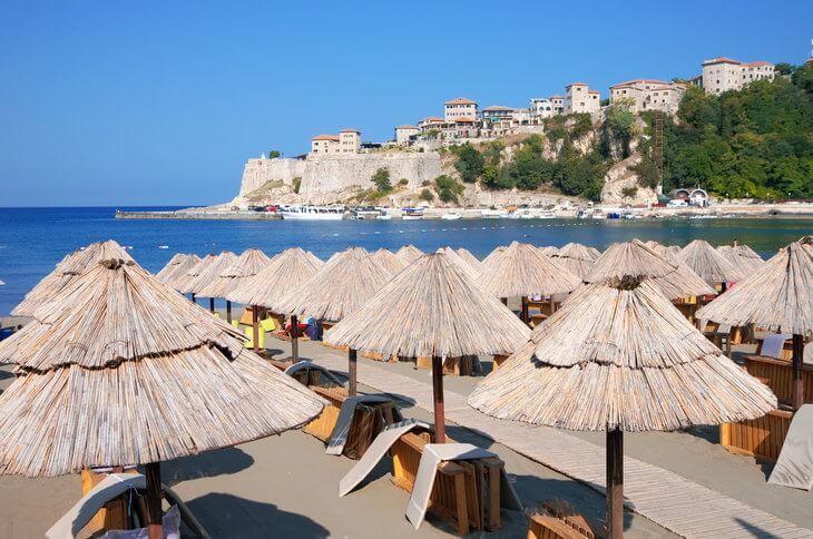 Hostels in Montenegro: Ulcinj