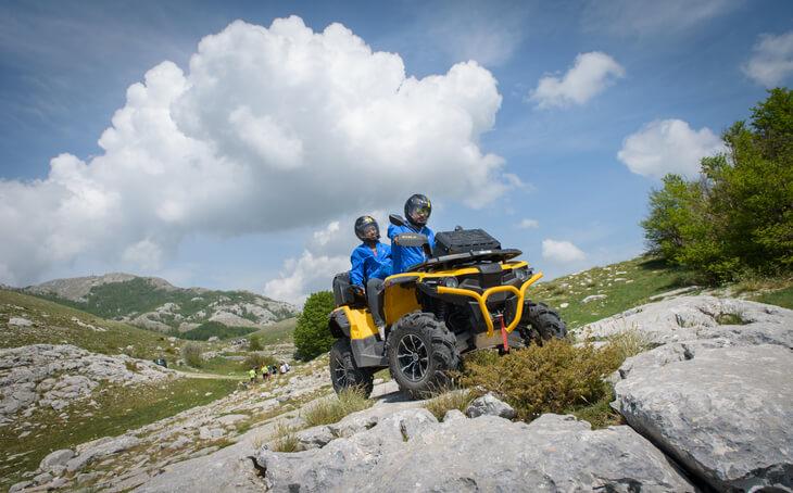 Montenegro ATV Tours: off-road adventure tours in Montenegro