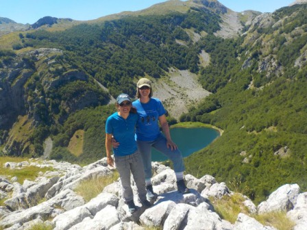 Hiking in Montenegro