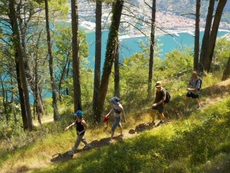 Vrmac Ridge hike