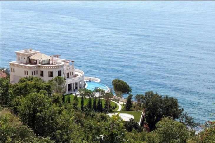 Montenegro real estate - a luxurious seaside retreat on the Budva Riviera.