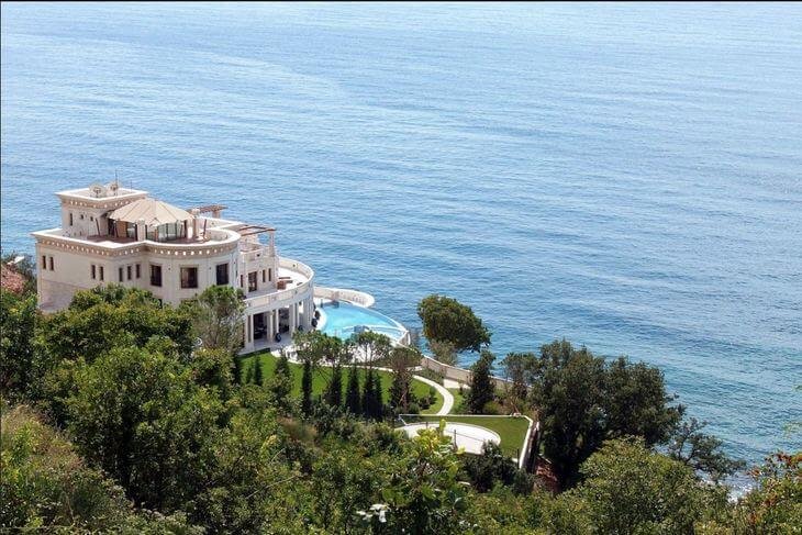 Montenegro real estate - a luxurious seaside retreat on the Budva Riviera.