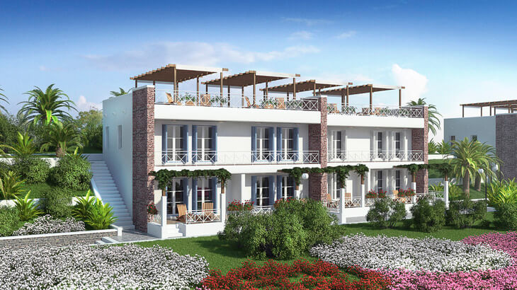 Montenegro real estate - off plan developments are a great way to get a top of the line property at minimal prices.