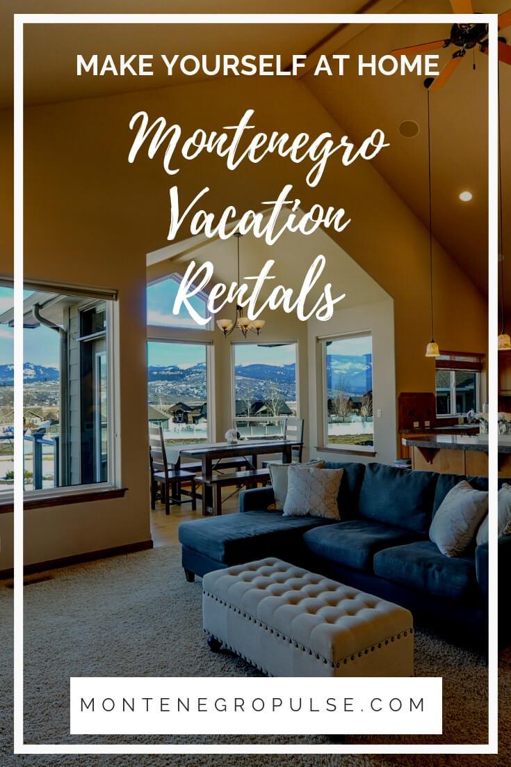 Montenegro vacation rentals