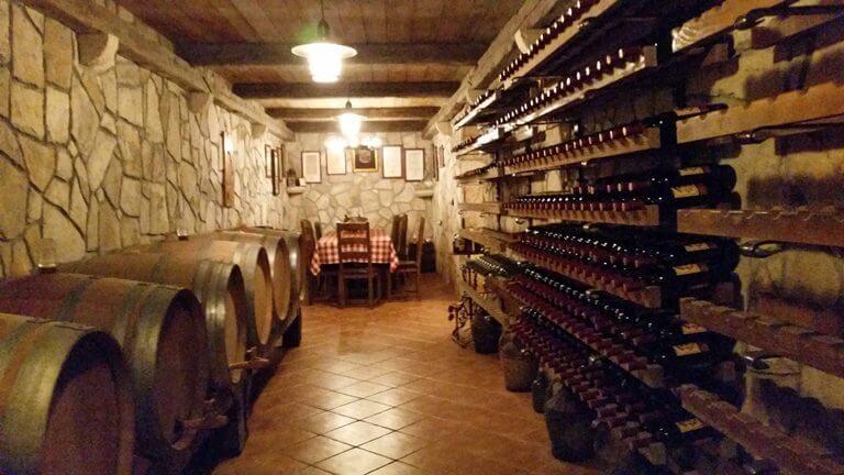 Montenegro wine