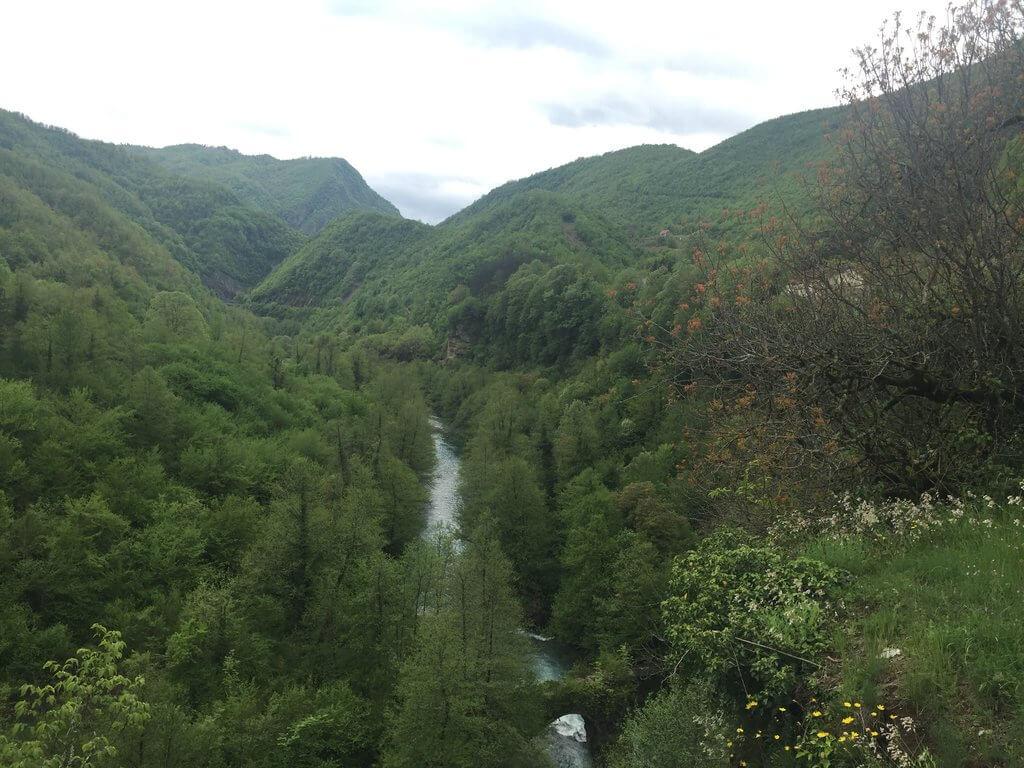 Moraca Canyon, Montenegro