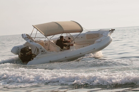 Rent a boat in Montenegro and cruise the coast, exploring hidden caves, deserted beaches, top attractions and restaurants.