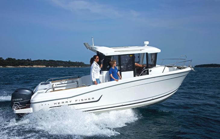 Rent a boat Montenegro - Merry Fisher 695 Marlin