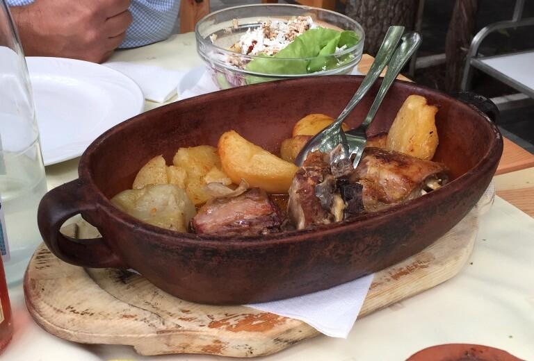 Montenegro food