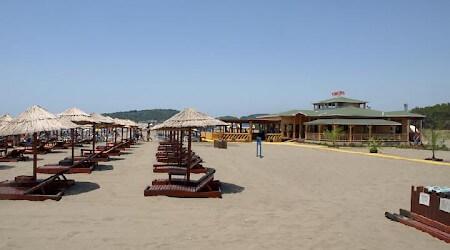 Toni Grill Beach Ulcinj