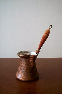 Dzezva - turkish coffee pot