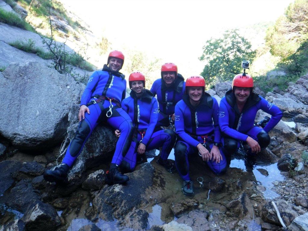 Canyoning in Montenegro