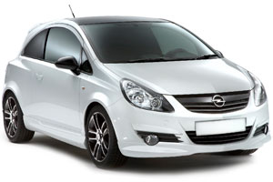 Example of rent a car in Montenegro