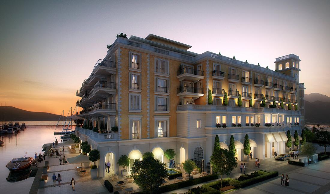 The Regent Hotel Porto Montenegro