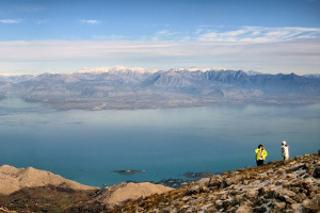 Summit of Mt Rumija