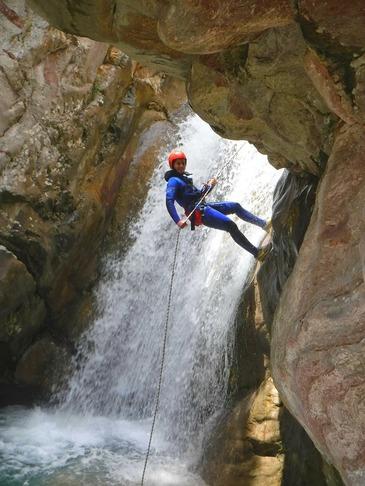 Montenegro Tours - canyoning