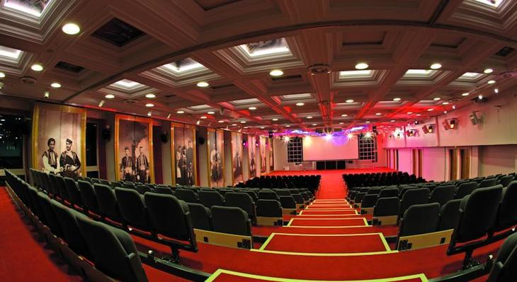Hotel Splendid in Becici's conference facilities can accommodate events up to 800 participants.