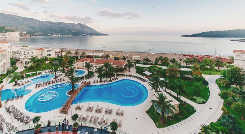 Hotels in Budva